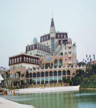 佛山市南海区丹灶祈福(仙湖)酒店淋浴房工程