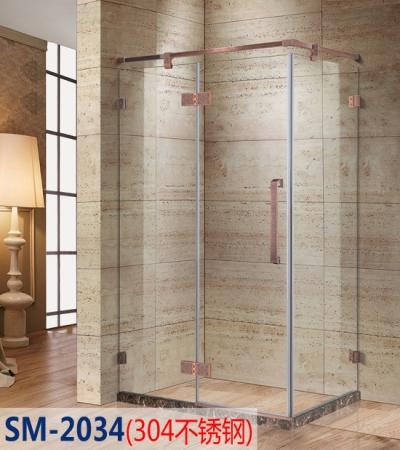 酒店工程淋浴房