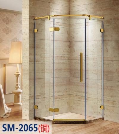 酒店高档淋浴房工程